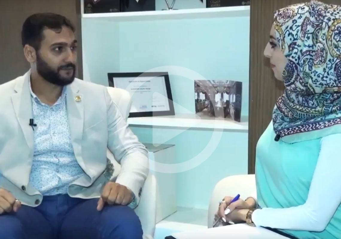 Eng. Fuad Ayoub at ALGEDRA Group's Interview