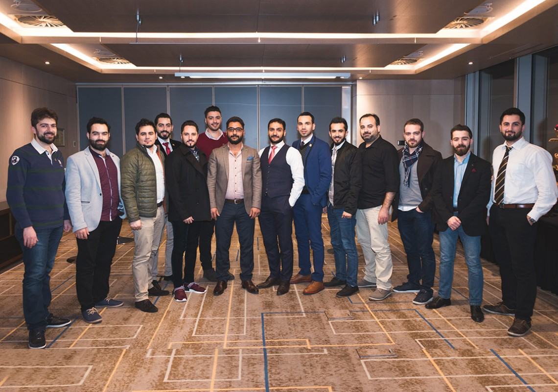 Algedra celebrates first anniversary of Istanbul branch launch