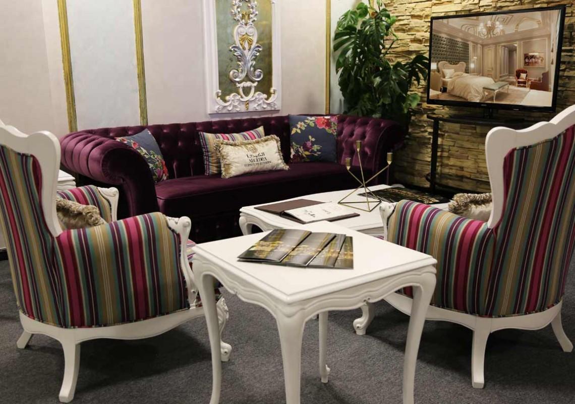 Algedra classified One of the top 10 interior design companies in UAE