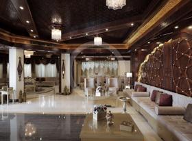 Emirates Hills'de Mükemmel Villa Tasarımı ve Dekorasyonu