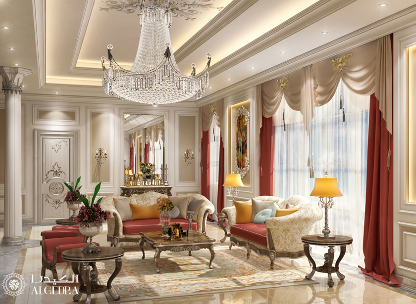 Riyadh City - A Luxurious Villa