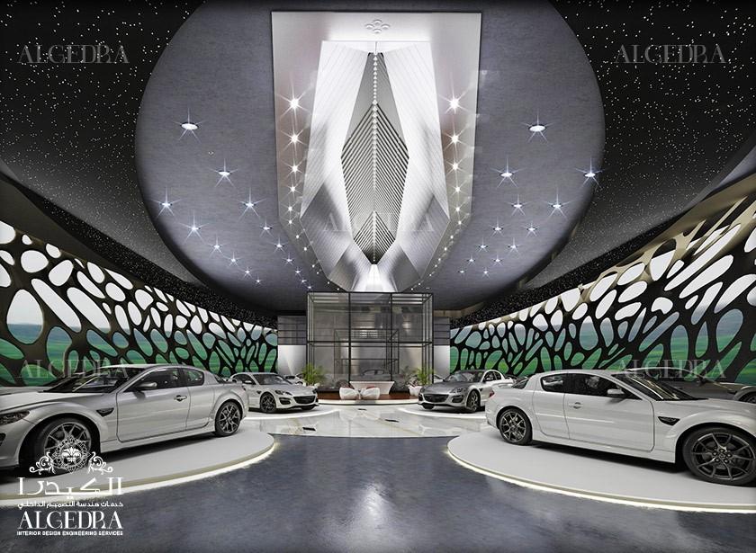 Showrooms Interior Design
