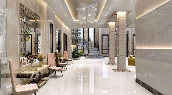 Topnotch Interior Design Company in Azerbaijan – Bespoke Designs By Algedra