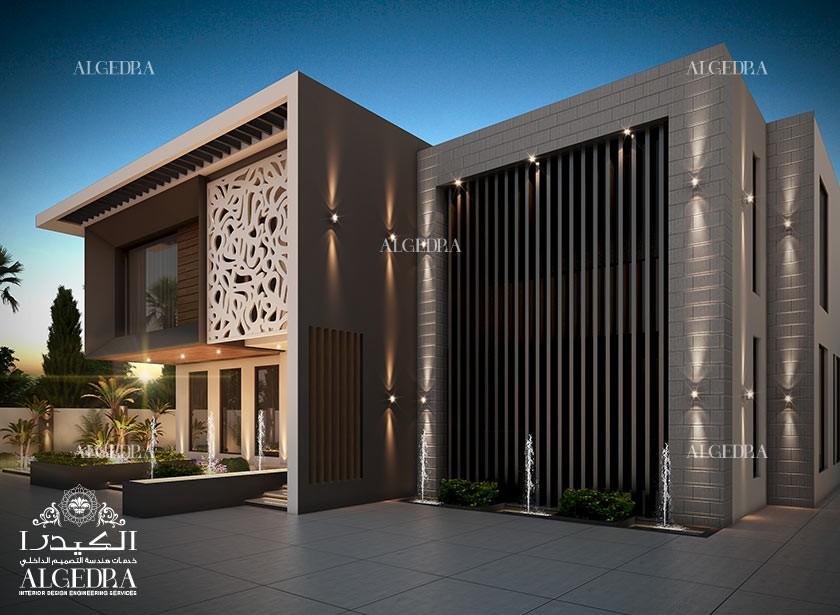 التصميم الداخلي السكني