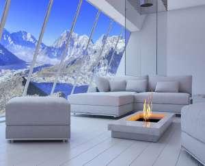 Alpin İç Tasarımı
