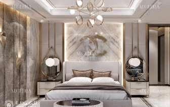 التصميم الداخلي لغرفة النوم