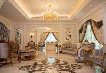 Dubai'de Lüks Villa Tasarımı