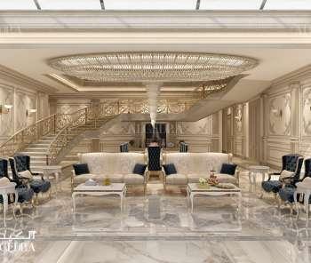 Abu Dhabi'de villa tasarımı