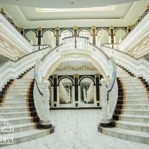 تصميم القصر
