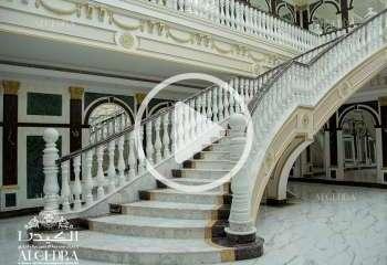 ديكور قصر في أبوظبي (قيد التنفيذ)