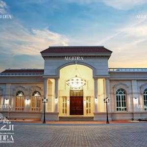 ABU DHABİ'DE LÜKS SARAY İÇ MEKANI