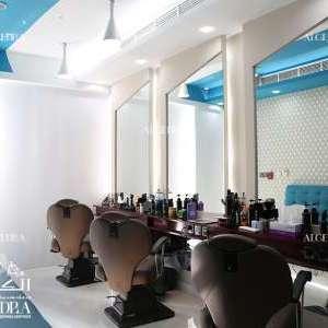 Gents Salon Design in Dubai Marina