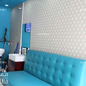 Gents Salon Interior in Dubai