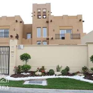 Beautiful Exterior Villa in Dubai