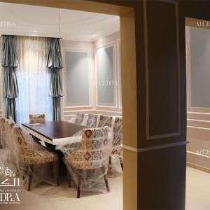 Interior design for villas