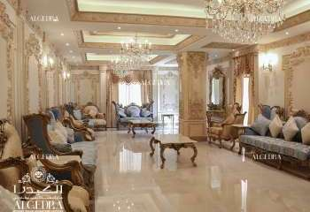 A SNEAK OF ELEGANT & LUXURIOUS INTERIOR DESIGN WORK