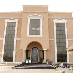 Sharjah Luxury Palace video exterior