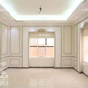 Sharjah luxury palace big hall