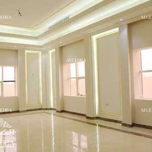 Sharjah luxury palace floor