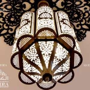 stunning lamp mosque design