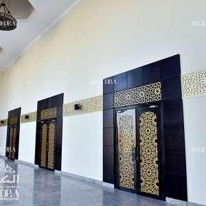stunning mosque interior design