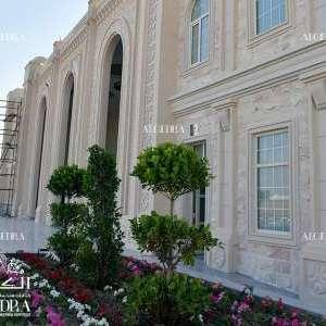 stunning mosque exterior design