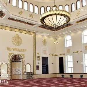 شركات تصميم المساجد