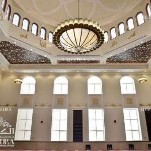 beautiful mosque roof design