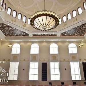 ديكور المجالس على الطراز الاسلامي الشارقة