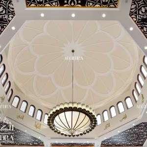 mosque roof design