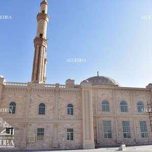 exterior design mosque