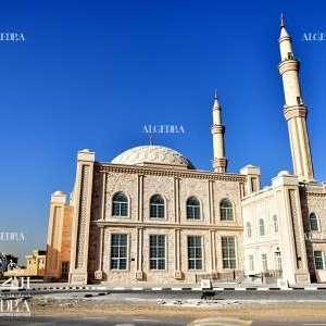 mosque design companies UAE