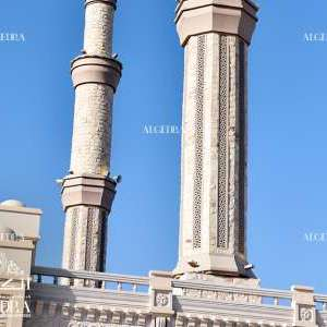 تصميم مسجد