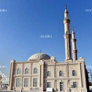 شركات تصميم المساجد دبي
