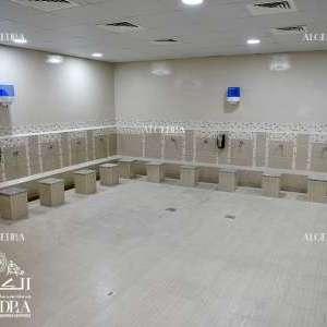 ablution area design