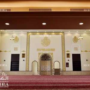 تصميم جميل للمسجد