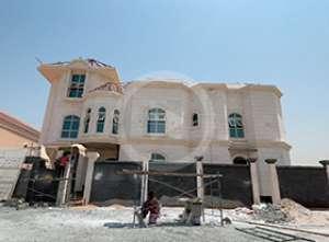 Classic Style Villa Design in Ajman