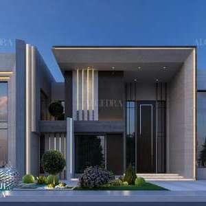 Villa dış tasarımı