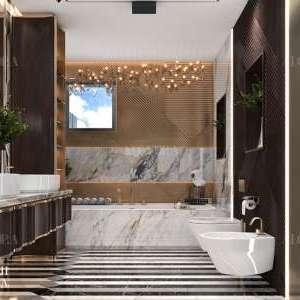الحمام الرئيسي