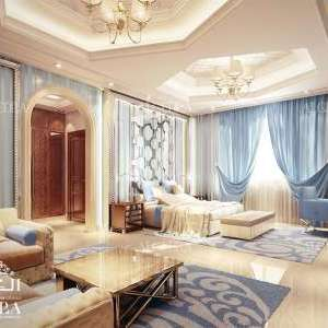ALGEDRA bedroom interior design