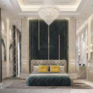 Mobilyalarla yatak odası tasarımı