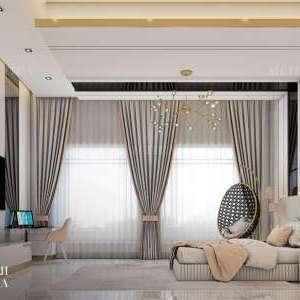 yatak odası tasarımı tavan