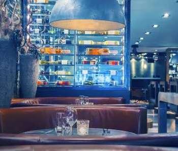 Creative Interior Design for Restaurant