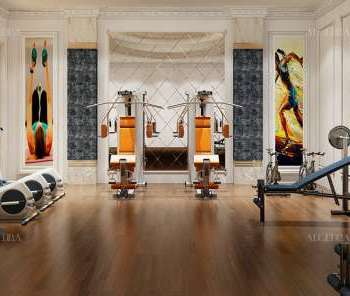 Can gym interior design affect your workout habits?