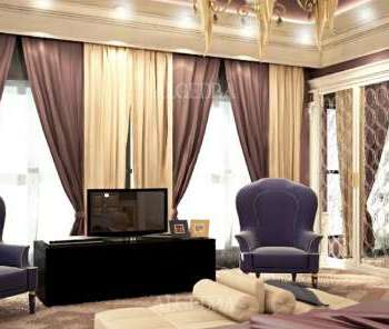 Luxury Apartment Designs by ALGEDRA