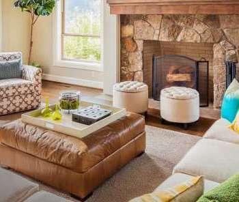 En iyi oturma odası iç tasarımı