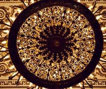 ceilings decoration for Villa