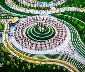 التصميم والعمارة بما يلائم كوكبنا – العمارة الخضراء من الكيدرا