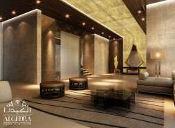 lobby entrance interior design