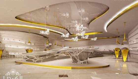Jewelry Showroom Design